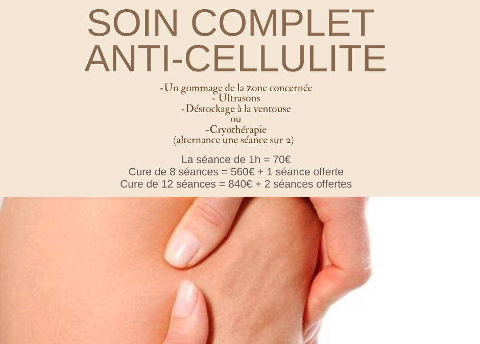 Soin Complet anti-cellulite